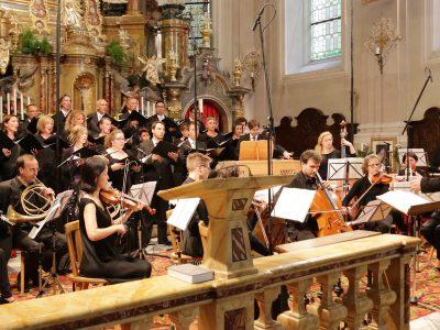VocalArt Brixen & Amarida Orchester / Werke von W. A. Mozart / 20.08.2017 Pfarrkirche Niedervintl