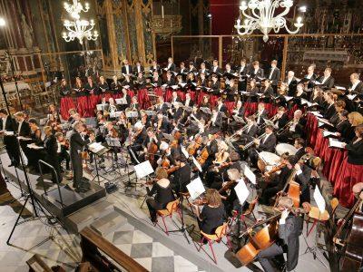 Kammerchor Stuttgart, Hofkapelle Stuttgart, Leitung: Frieder Bernius / Ludwig van Beethoven: Missa Solemnis D-Dur, op. 123 / 13.10.2018 Dom Brixen