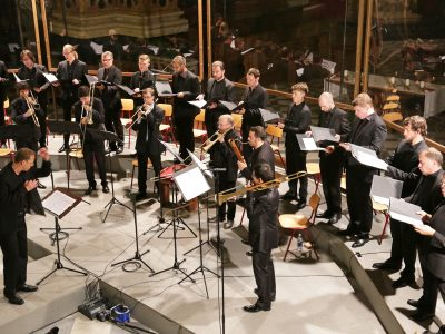 Ensemble Barock Vokal, Concerto ad Aequales, Leitung: Michael Form / Cristóbal de Morales: Missa pro defunctis / 28.07.2017 Dom Brixen