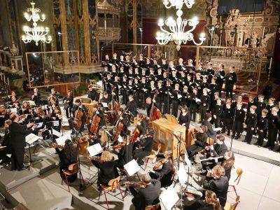 Tölzer Knabenchor, Hofkapelle München, Leitung: Christian Fliegner / J. S. Bach: Matthäus-Passion / 11.04.2017 Dom Brixen