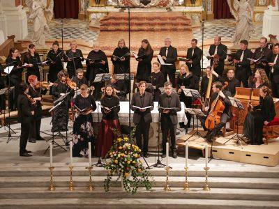 Barocksolisten München, Novocanto / Musik aus dem Stift Zams: Johann Zach / 07.10.2017 Stiftskirche Kloster Neustift