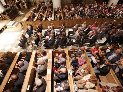 Collegium Vocale der Salzburger Bachgesellschaft, Viva la Musica Salzburg, Leitung: Klaus Eibensteiner / W. A. Mozart: Krönungsmesse und Lauretanische Litanei / 02.08.2019 Pfarrkirche Maria im Moos Sterzing